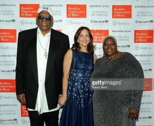 Toby with Randy Weston